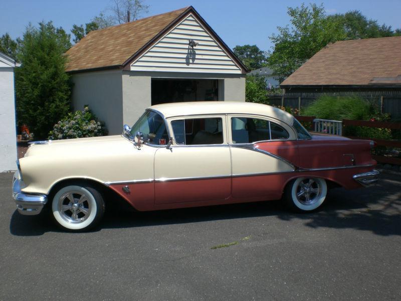 Oldsmobile 1955 - 1956 - 1957 custom & mild custom T2ec1265