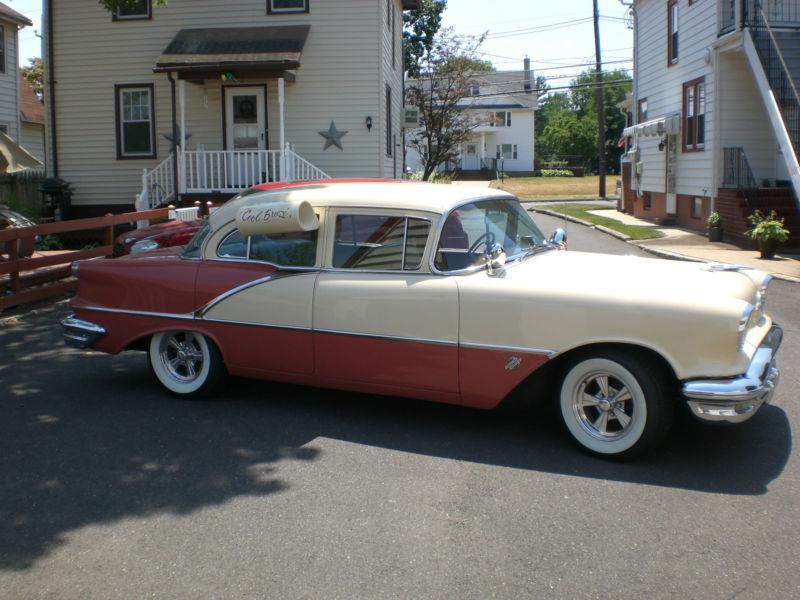 Oldsmobile 1955 - 1956 - 1957 custom & mild custom T2ec1273