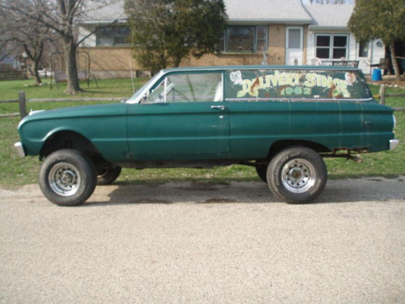 1960's Ford & Mercury gasser T2ec1329