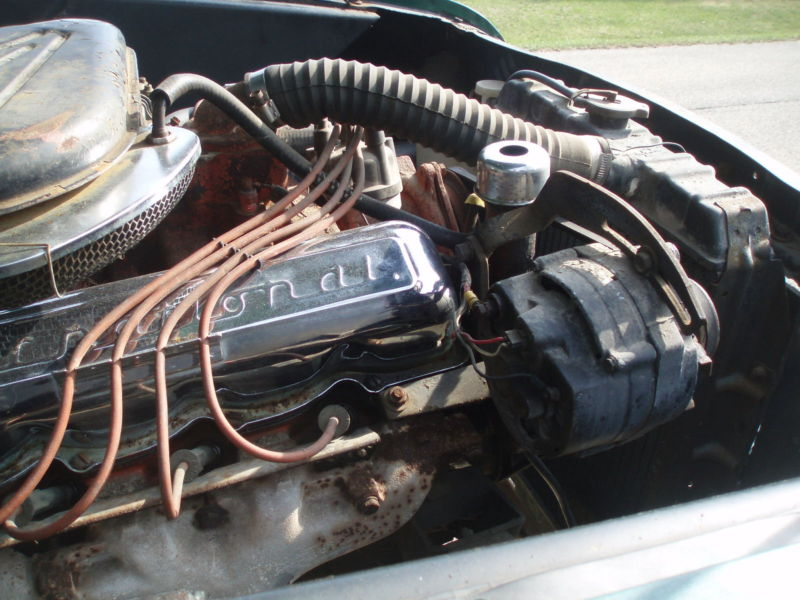 1960's Ford & Mercury gasser T2ec1330