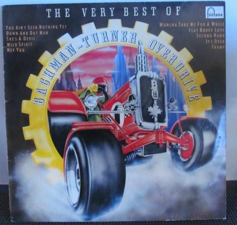 Rock and road disques avec une voiture sur la pochette - Page 2 T2ec1337