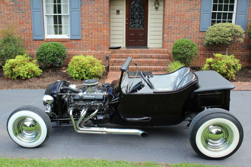 Ford T hot rod (1908 - 1927) - T rod T2ec1637