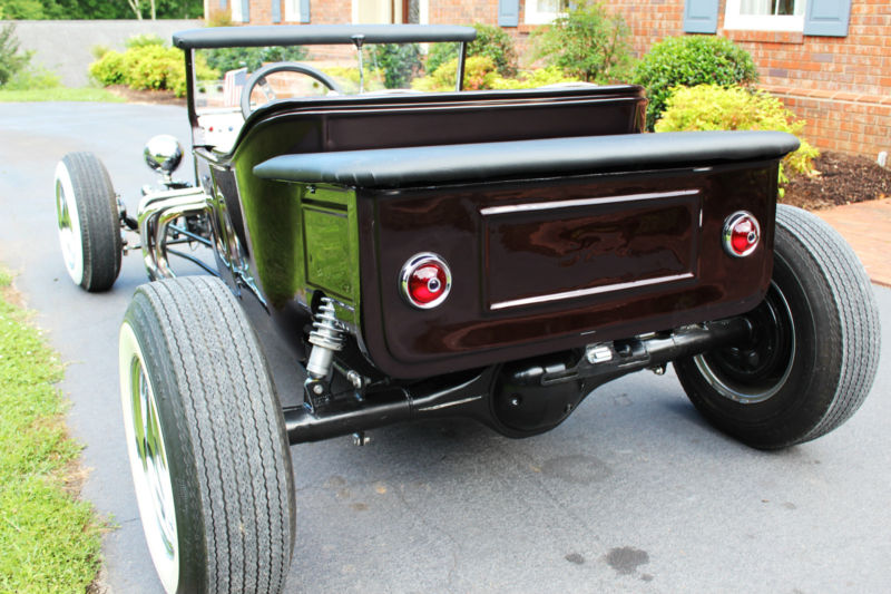 Ford T hot rod (1908 - 1927) - T rod T2ec1642