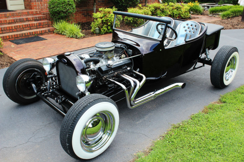 Ford T hot rod (1908 - 1927) - T rod T2ec1643