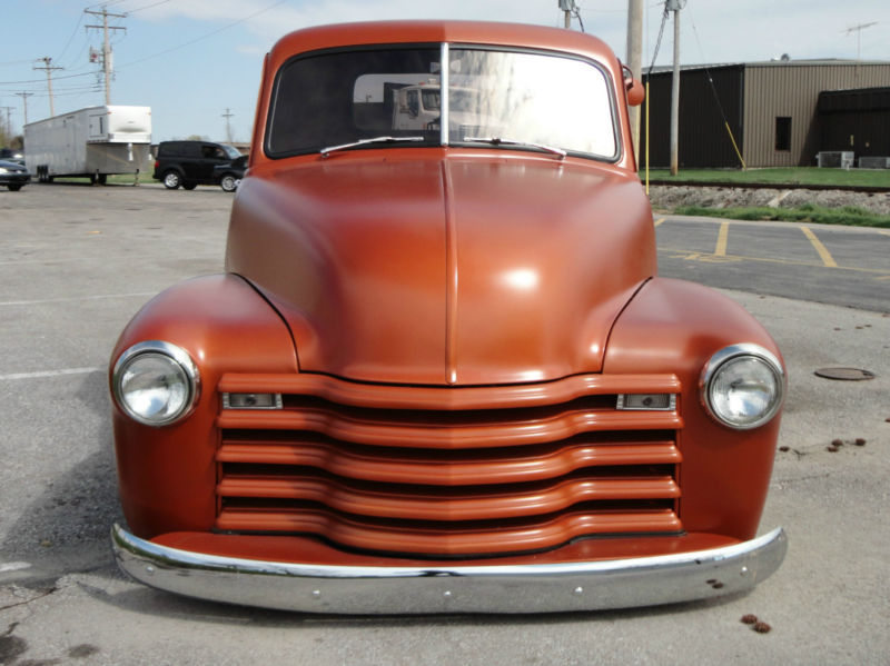 Chevy Pick up 1947 - 1954 custom & mild custom - Page 2 T2ec1663