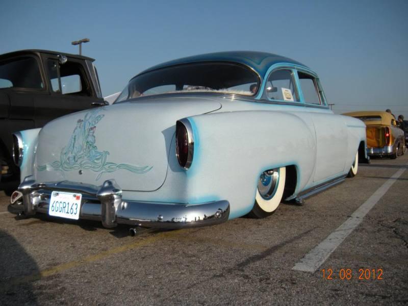 Chevy 1953 - 1954 custom & mild custom galerie - Page 4 T2ec1665