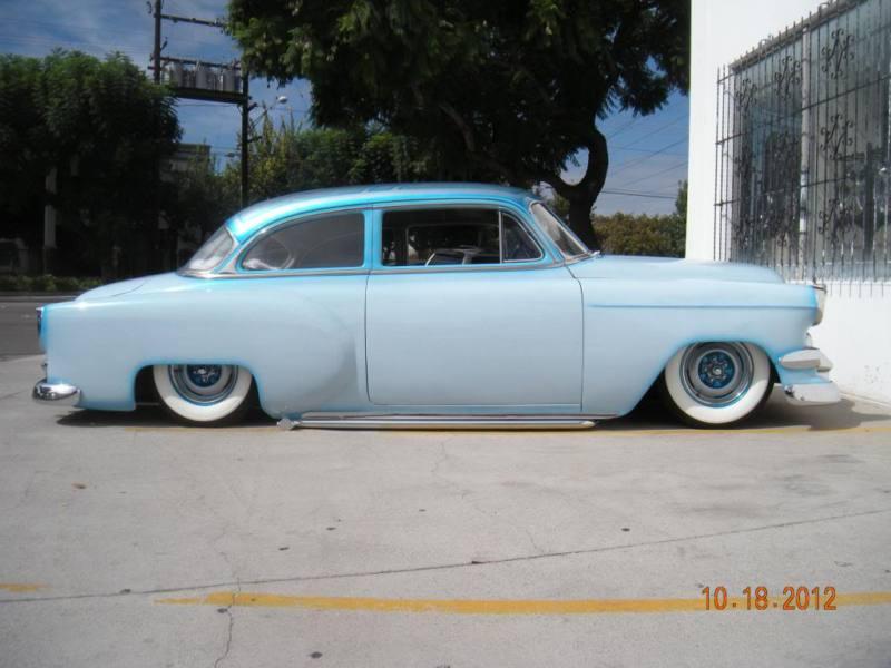 Chevy 1953 - 1954 custom & mild custom galerie - Page 4 T2ec1668