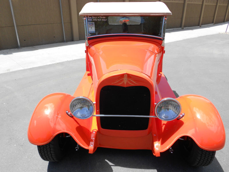1928 - 29 Ford  hot rod - Page 2 T2ec1670