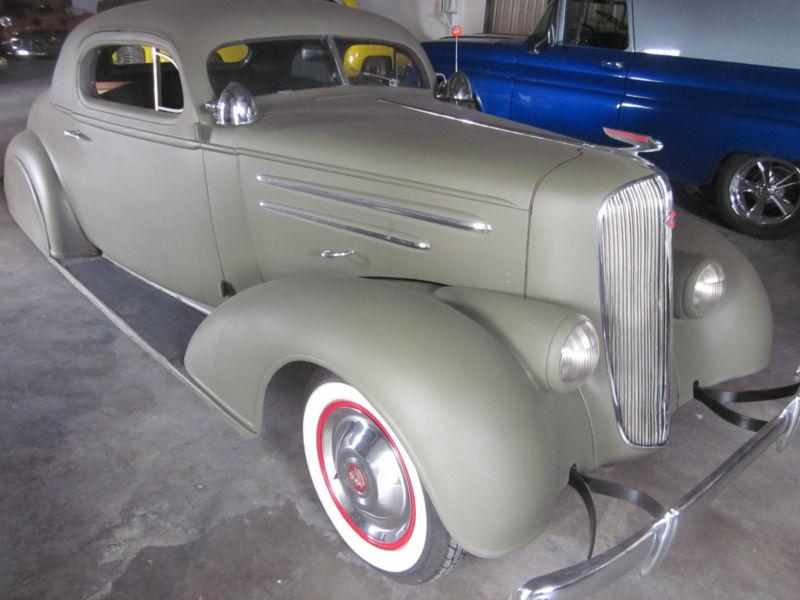 Chevrolet 1936 - 39 custom & mild custom T2ec1673
