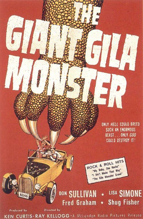 The Giant Gila Monster - Ray Kellogg - 1959 Test10