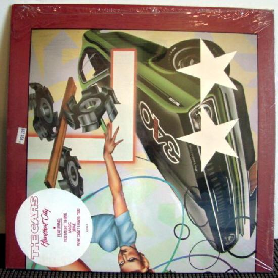 Rock and road disques avec une voiture sur la pochette - Page 2 The_ca10