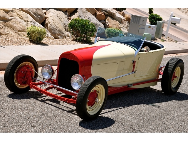 Ford T hot rod (1908 - 1927) - T rod Untitl10