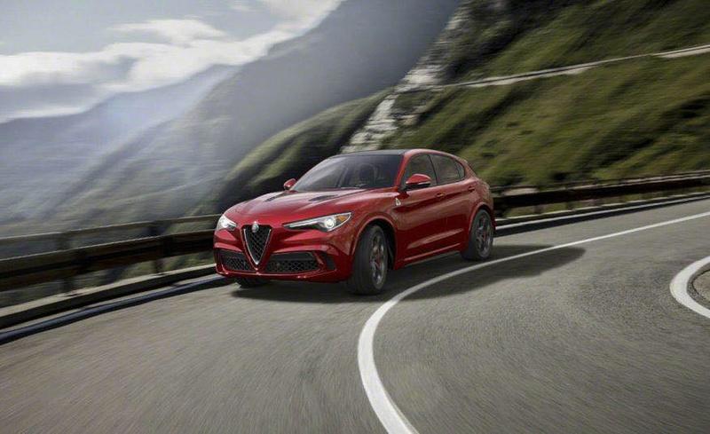 Alfa Romeo Stelvio...arriva!! 15078810