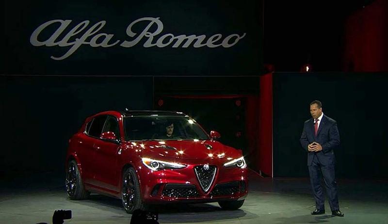 Alfa Romeo Stelvio...arriva!! 15094410