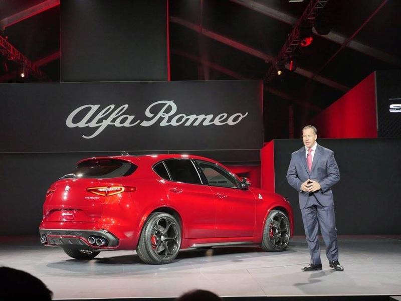 Alfa Romeo Stelvio...arriva!! 15135910