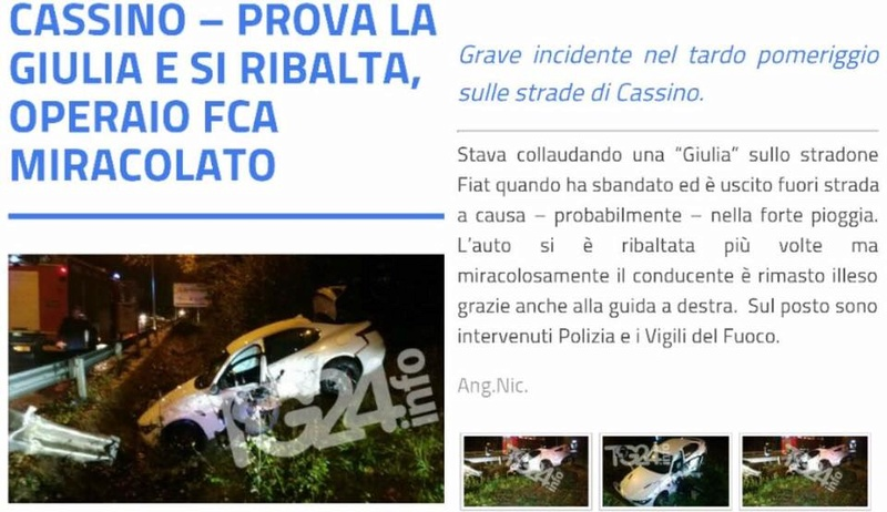 Dopo lunga attesa... ci siamo!! Alfa Romeo Giulia!! - Pagina 12 15241910