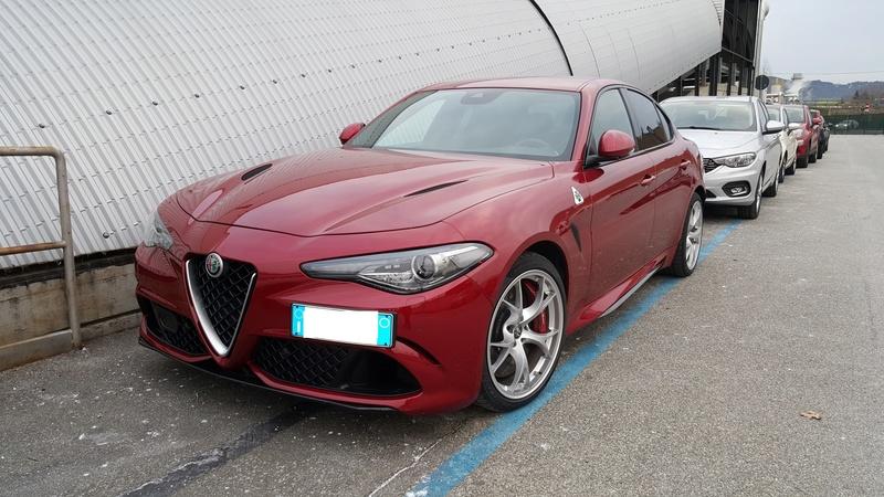 Dopo lunga attesa... ci siamo!! Alfa Romeo Giulia!! - Pagina 13 20170112