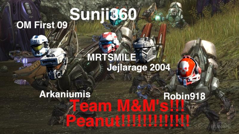 La team M&M's 2.0 :p Mega_m10