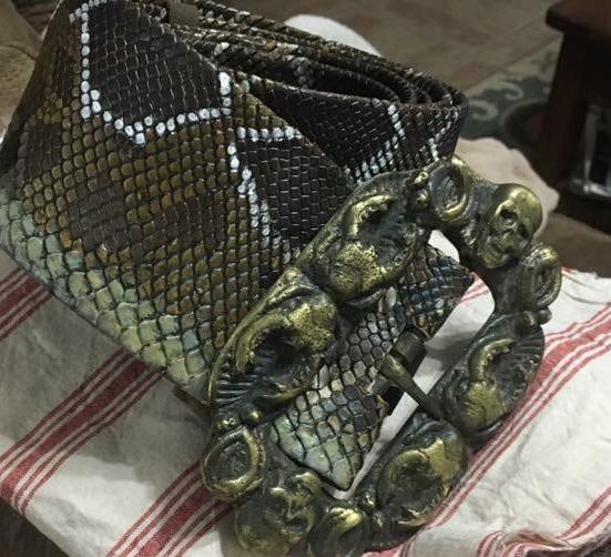 Snakeskin Belt Discussion Fullsi10