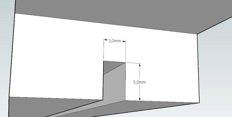 Plans et cotations d'une ruche Dadant 10 cadres A213