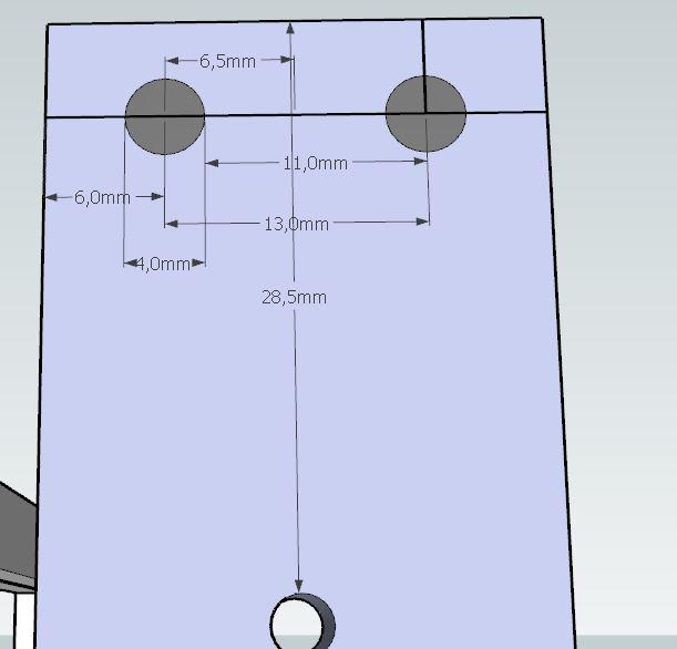 Plans et cotations d'une ruche Dadant 10 cadres B210