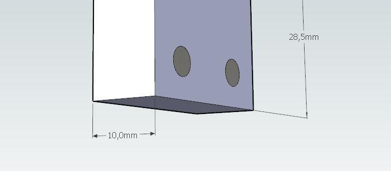 Plans et cotations d'une ruche Dadant 10 cadres B510
