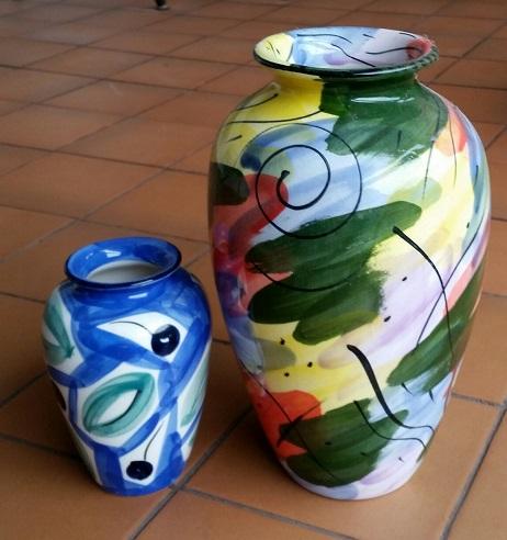 L/F Christine Harris vase Christ10