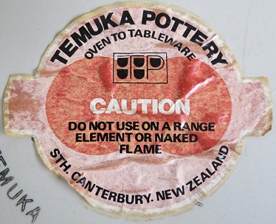 Temuka sticker for gallery  Temuka10