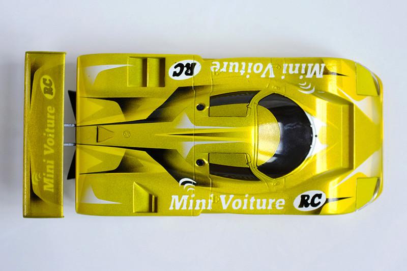 """Mazda 787 """"Mini Voiture RC"""" 02910"""