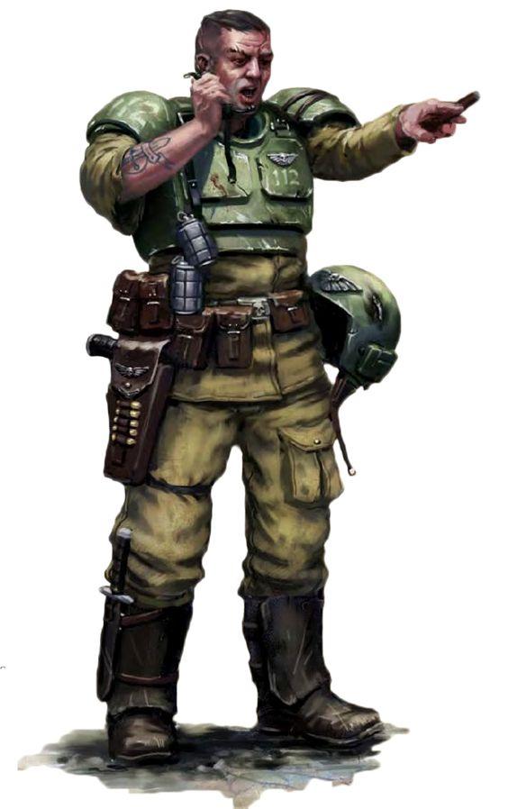 Seigneur Général Major Regara et ses Subordonnés 7ed13a10