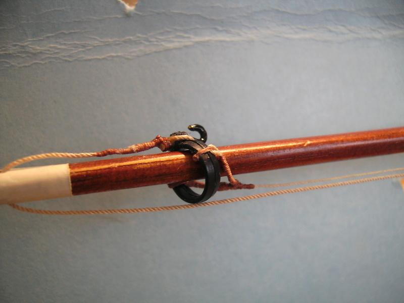 BISQUINE au 1/40 Kit Billing Boats modifié Xavero - Page 9 Bild0411