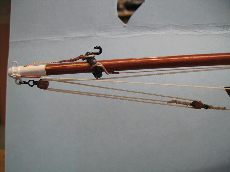 BISQUINE au 1/40 Kit Billing Boats modifié Xavero - Page 9 Bild0420