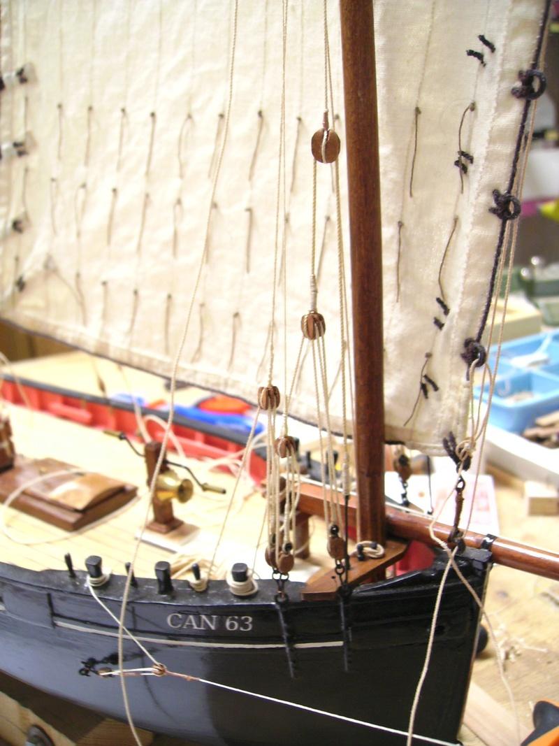 BISQUINE au 1/40 Kit Billing Boats modifié Xavero - Page 10 Bild0429