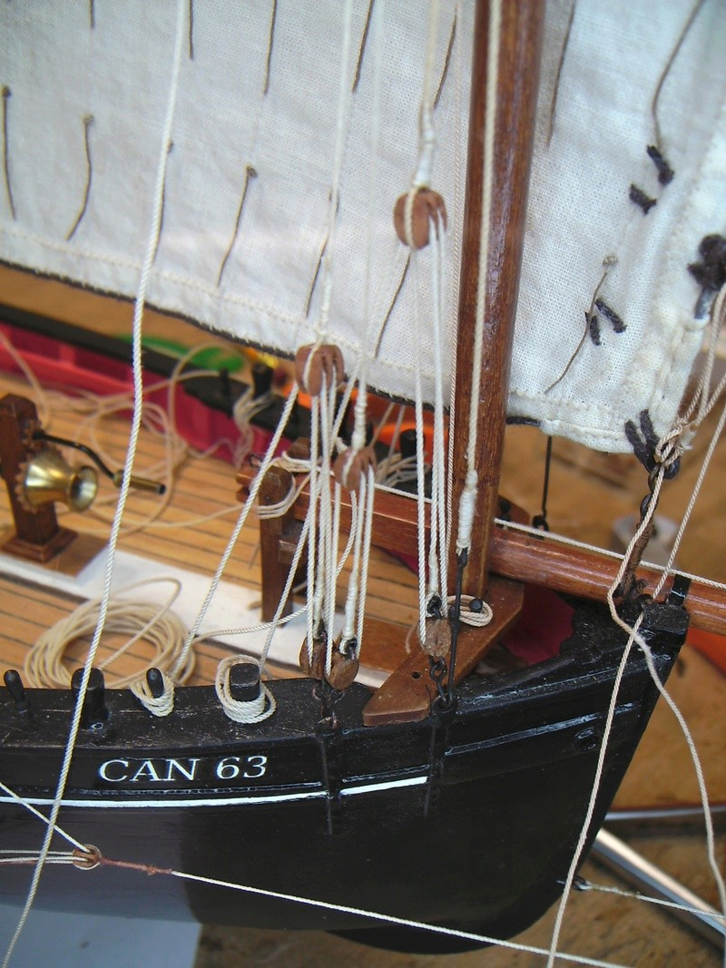 BISQUINE au 1/40 Kit Billing Boats modifié Xavero - Page 10 Bild0431