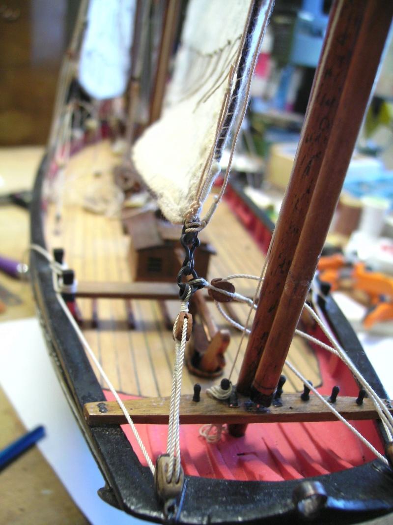 BISQUINE au 1/40 Kit Billing Boats modifié Xavero - Page 10 Bild0435