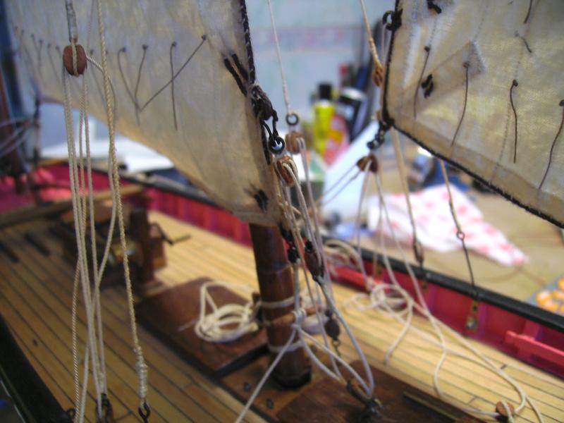 BISQUINE au 1/40 Kit Billing Boats modifié Xavero - Page 10 Bild0511