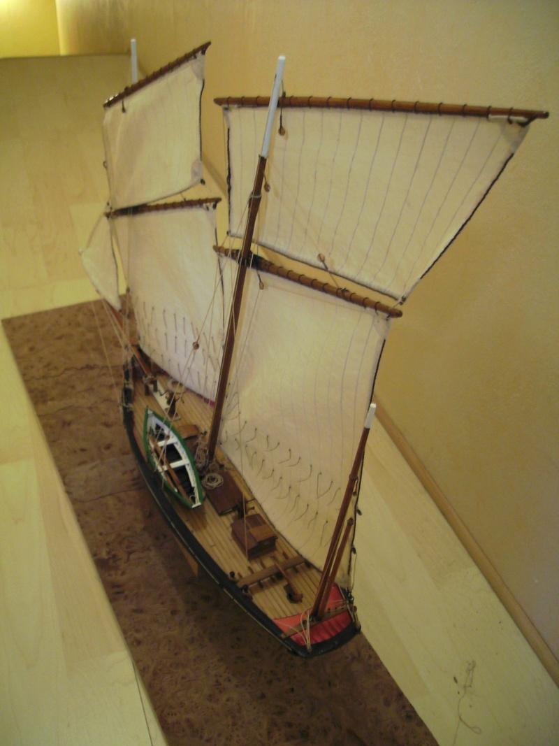 BISQUINE au 1/40 Kit Billing Boats modifié Xavero - Page 10 Bild0513
