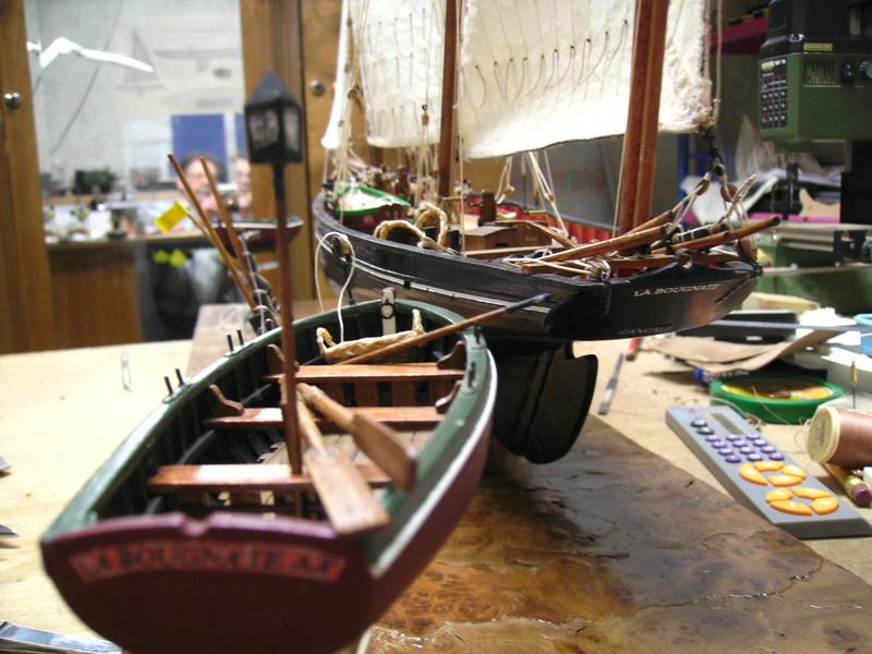 BISQUINE au 1/40 Kit Billing Boats modifié Xavero - Page 10 Bild0516