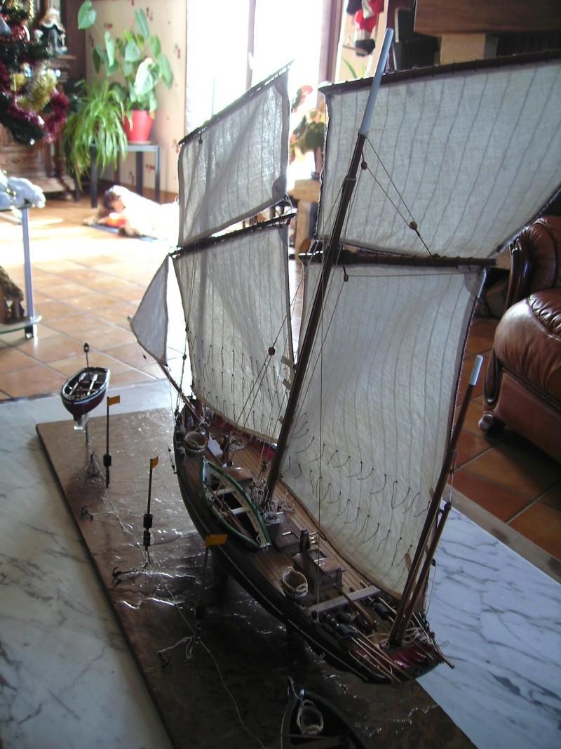 BISQUINE au 1/40 Kit Billing Boats modifié Xavero - Page 10 Bild0517