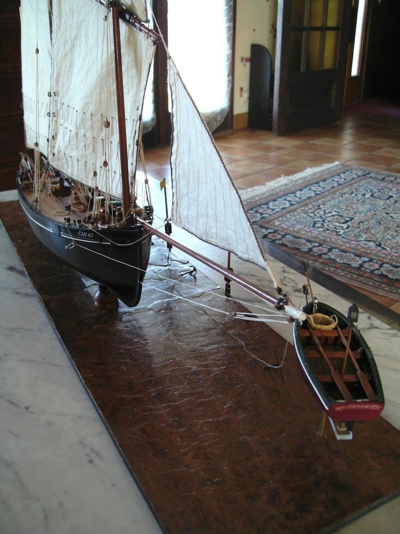 BISQUINE au 1/40 Kit Billing Boats modifié Xavero - Page 10 Bild0518