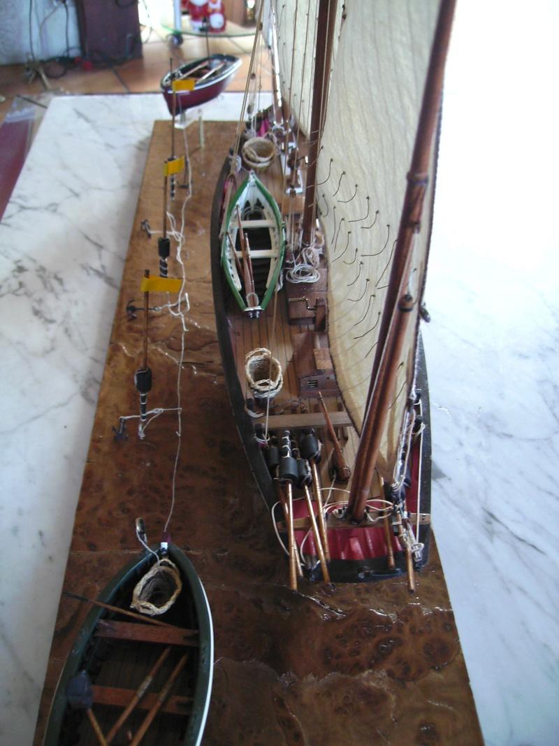 BISQUINE au 1/40 Kit Billing Boats modifié Xavero - Page 10 Bild0520