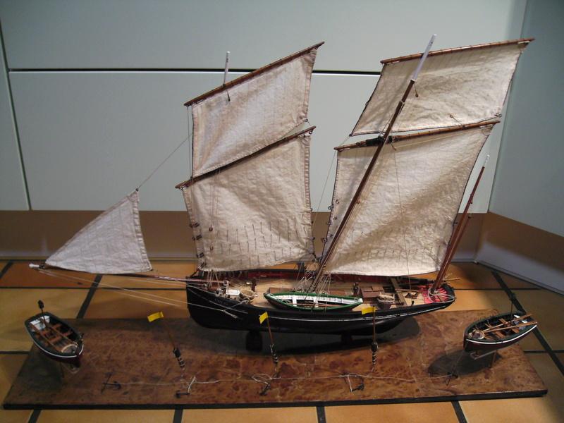 BISQUINE au 1/40 Kit Billing Boats modifié Xavero - Page 10 F110