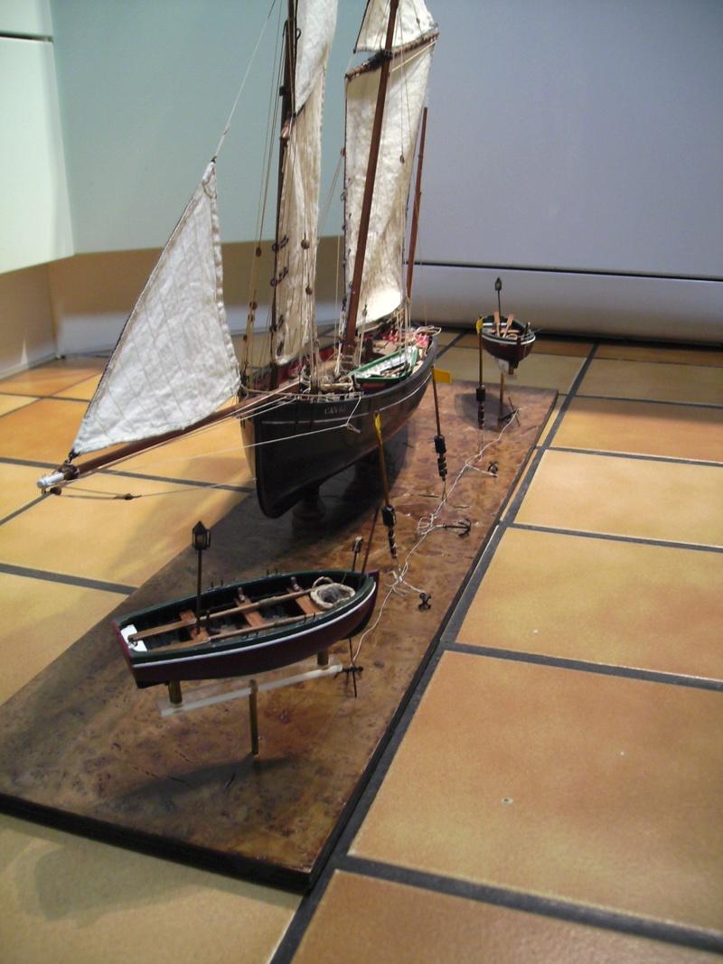 BISQUINE au 1/40 Kit Billing Boats modifié Xavero - Page 10 F410