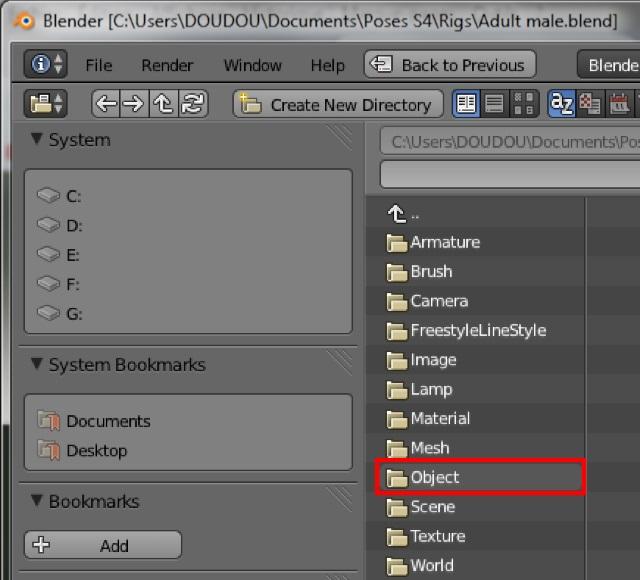 [Débutant] Poses Sims 4: importer plusieurs rigs dans Blender pour créer une pose multiple Post_126