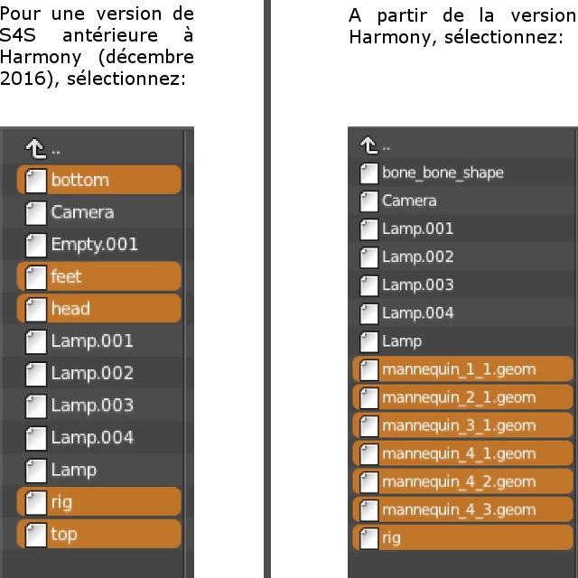 [Débutant] Poses Sims 4: importer plusieurs rigs dans Blender pour créer une pose multiple Post_132