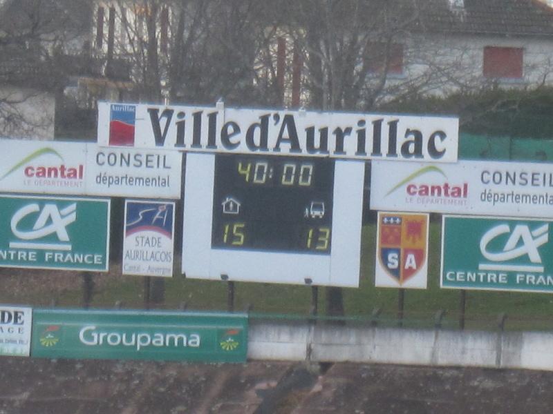 [ProD2] Stade Aurillacois saison 2015/2016 - Page 7 Fabien58