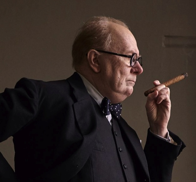 Darkest Hour, un biopic sur Churchill de Joe Wright (2017) Darkes10