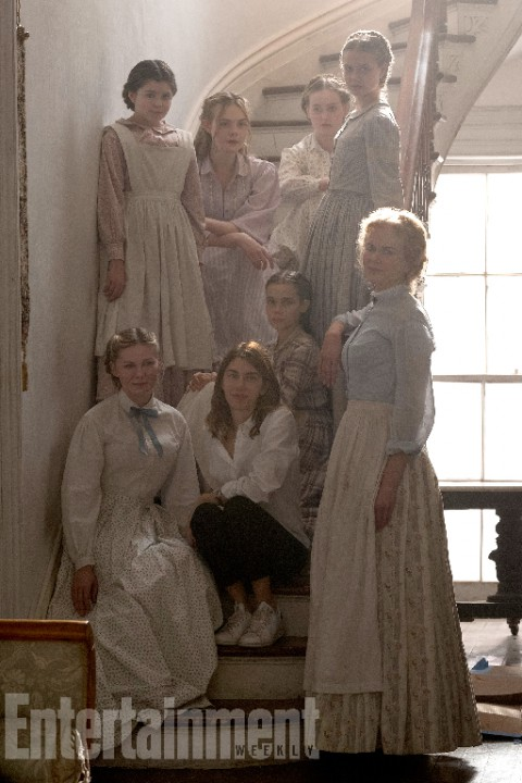 The beguiled de Sofia Coppola  The-be12