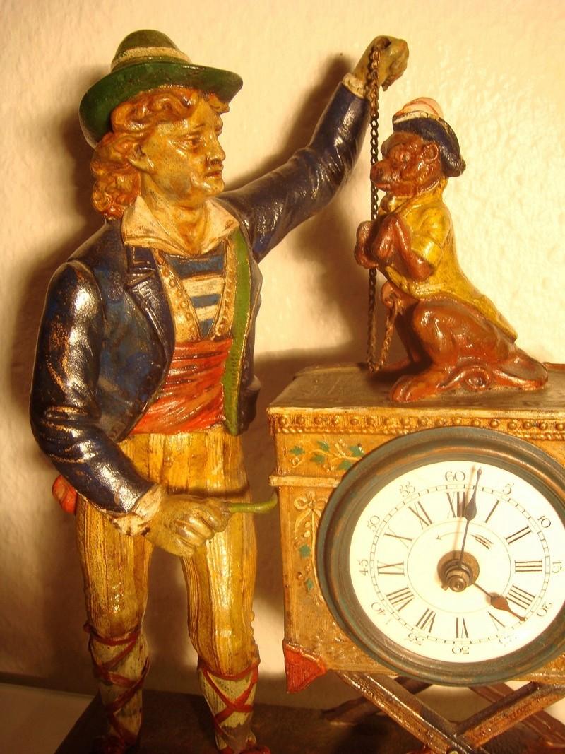FHS horloge datant