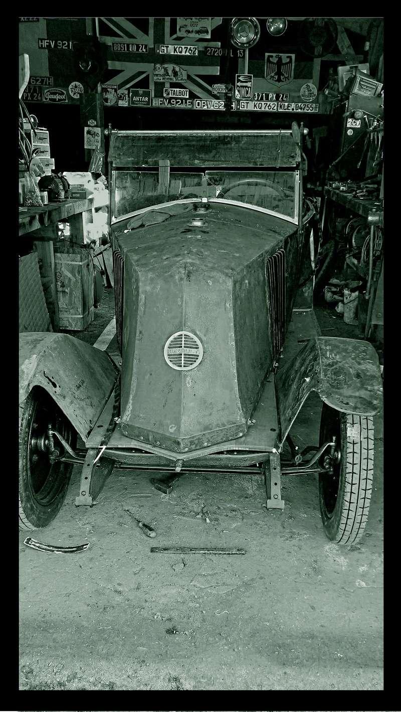 Renault KJ1 1924 Kj110